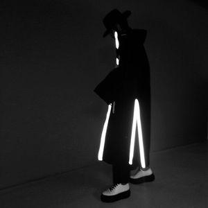 Reflective Custom Hooded Parka